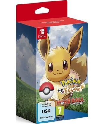 Switch Pokemon Let's GO...
