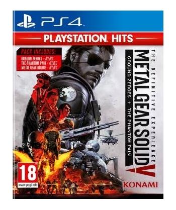 PS4 videojuego Metal Gear...