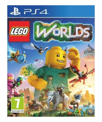 PS4 video Juego de LEGO Mundos