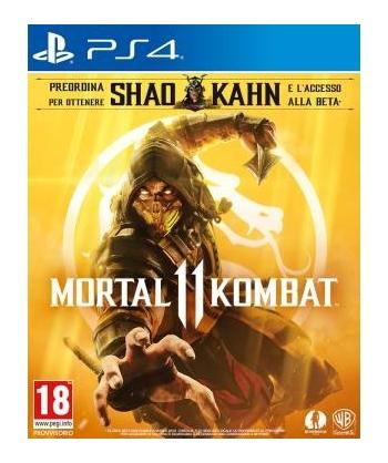 PS4 video Juego Mortal...