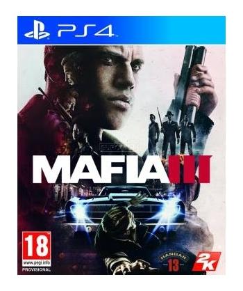 PS4 video Juego de Mafia 3...