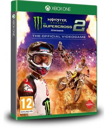 XBOX ONE Monster Energy...