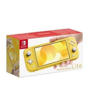 Switch console Lite Amarilla