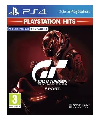 PS4 Gran Turismo Sport - PS...