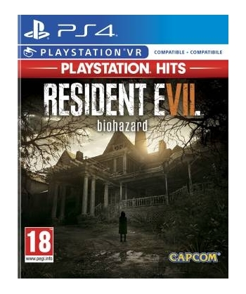 PS4 Resident Evil 7:...