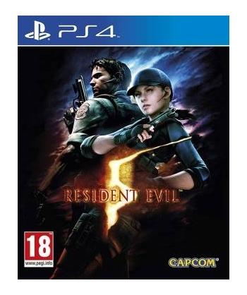 PS4 Resident Evil 5 EU