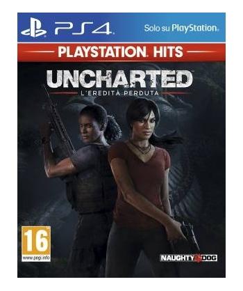 PS4 Uncharted: L'Eredità...