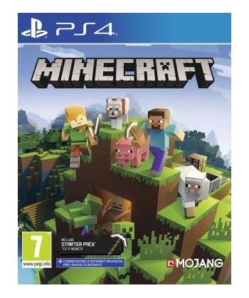 PS4 Minecraft (Nueva Edición)