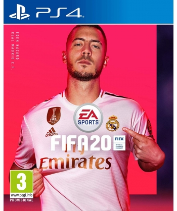 PS4 Fifa 20 (salida 27/09)