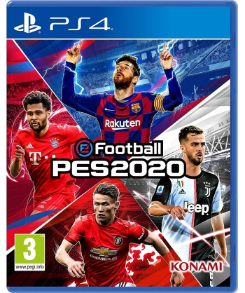 PS4 EFOOTBALL PES 2020