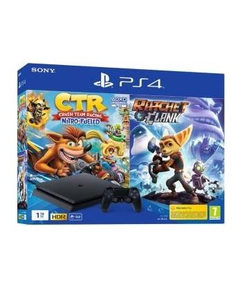 PS4 Console 1TB Slim +...