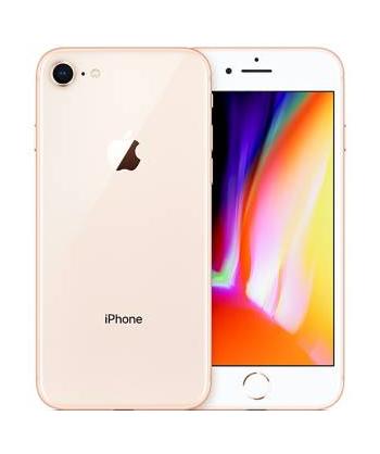 "Apple iPhone 8 64GB 4.7"" Gold"