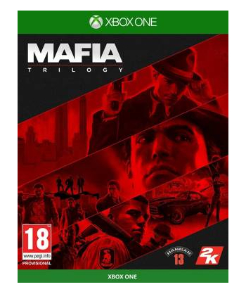 XBOX ONE Mafia Trilogy EU