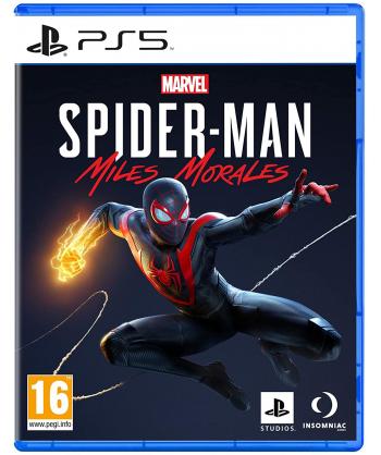 PS5 Marwel del Spider-Man...