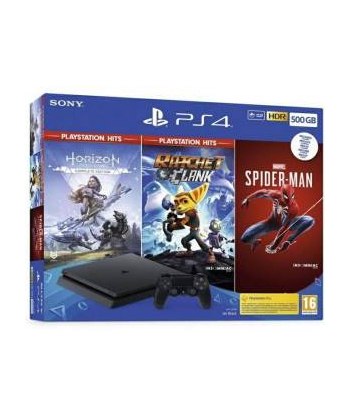PS4 Console 500GB HZD...