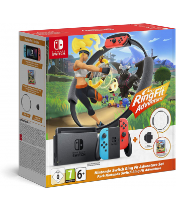 SWITCH CONSOLE 1.1 + RING...