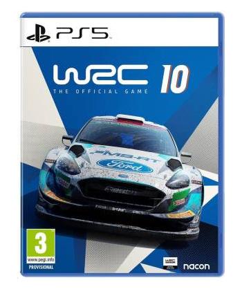PS5 WRC 10
